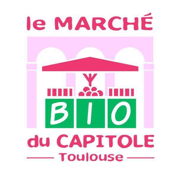 Marché bio de Toulouse